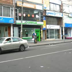 Confiar Cooperativa Financiera Carrera 22 con 20 en Bogotá