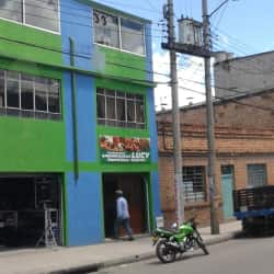 Restaurante Sabroricuras Lucy en Bogotá