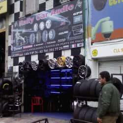 Rally Car Audio   en Bogotá