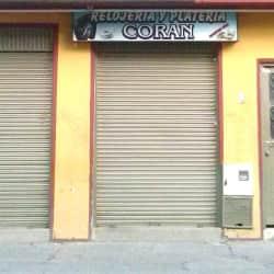 Relojería y Platería Coran  en Bogotá