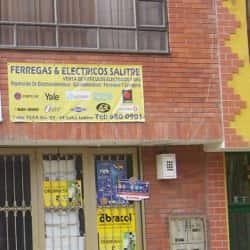 Ferregas y Eléctricos Salitre en Bogotá