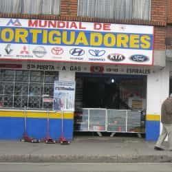 Mundial de Amortiguadores en Bogotá