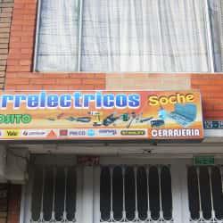 Ferrelectricos Soche en Bogotá