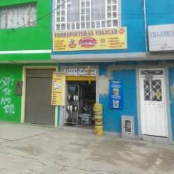 Ferrepinturas Yolicar en Bogotá