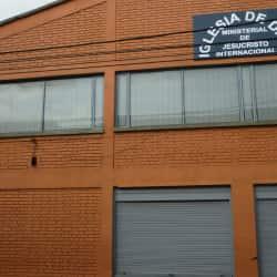 Iglesia de Dios Ministerial De Jesucristo Internacional en Bogotá