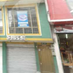 Almacén Shock en Bogotá