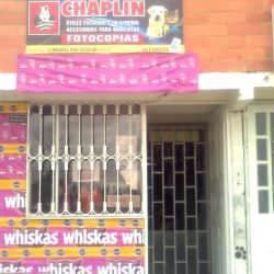 Chaplin en Bogotá