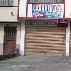 Carrilujos en Bogotá