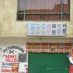 Granero La Cosecha Campesina en Bogotá