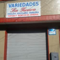 Variedades La Tercera en Bogotá