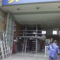 Ferro Aluminios Avenida 68 en Bogotá