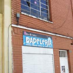 Tintas & Notas Papelería en Bogotá