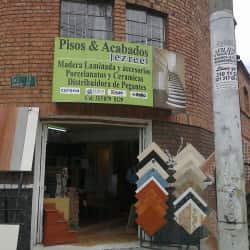 Pisos & Acabados Jezreel en Bogotá