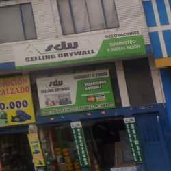 SDW Selling Drywall en Bogotá