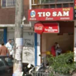 PizzA Tío Sam en Bogotá