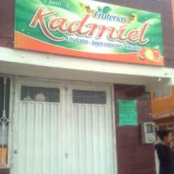 Frutería Kadmiel  en Bogotá