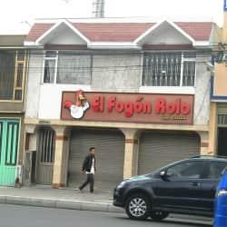 El Fogón Rolo en Bogotá