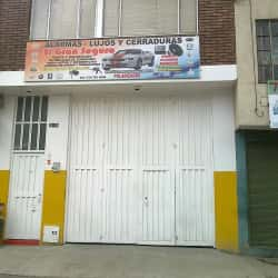 El Gran Seguro en Bogotá