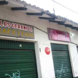 Los Geranios Cafetería en Bogotá