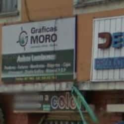 Gráficas Moro en Bogotá