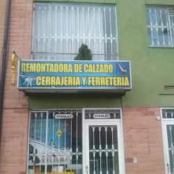 Remontadora De Calzado Cerrajería y Ferretería en Bogotá