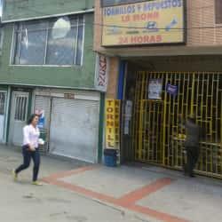 Tornillos y Repuestos La Mona en Bogotá