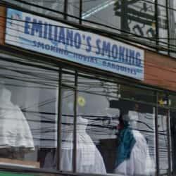 Emilianos Smoking en Bogotá