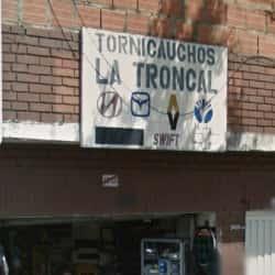 Tornicauchos La Troncal en Bogotá