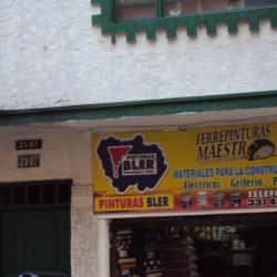 Ferrepinturas Maestro en Bogotá