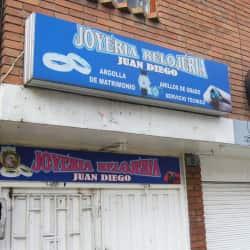 Joyería Relojería Juan Diego en Bogotá