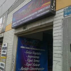 Tintas Especiales  en Bogotá