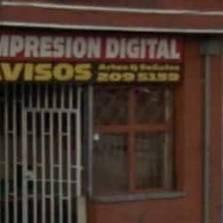 Impresión Digital Calle 20 en Bogotá