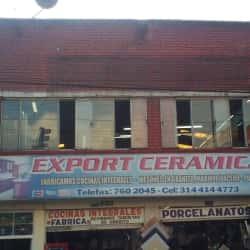 Export Cerámicas en Bogotá