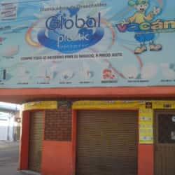 Global Plastic en Bogotá