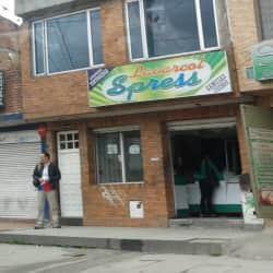 Lavarcol Spress en Bogotá