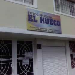 Fotocopiadora El Hueco en Bogotá