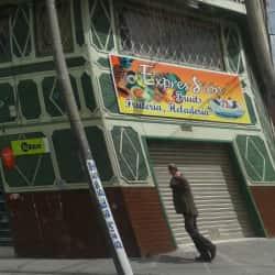 Frutería Heladería Express Sion Fruits en Bogotá