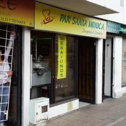Pan Santa Mónica en Bogotá