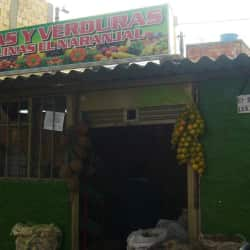 Frutas y Verduras 2 Esquinas El Naranjal en Bogotá