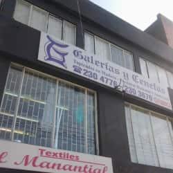 Galerías y Cenefas en Bogotá