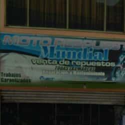 Moto Repuestos Mundial en Bogotá