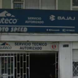 Moto Speed Calle 20 en Bogotá