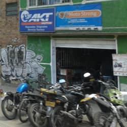 Moto Strong en Bogotá
