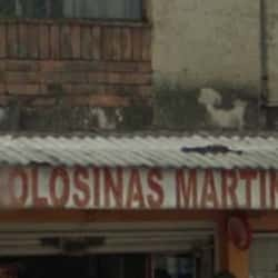 Golosinas Martínez en Bogotá