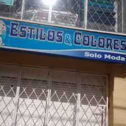 Estilos y Colores Solo Moda en Bogotá