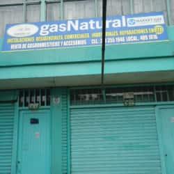 Gas Natural Market Gas en Bogotá