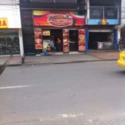 La Chingada Calle 8 en Bogotá