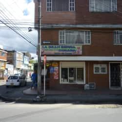 La Gran Espiga Dorada. en Bogotá
