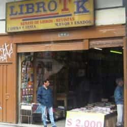 Libro TK en Bogotá