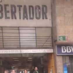 Teatro Libertador en Bogotá